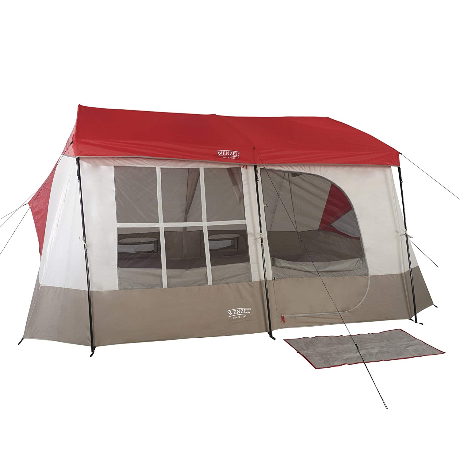 Wenzel Kodiak 9 Person Tent best beach canopy