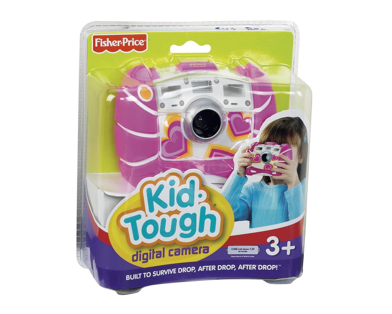Fisher-Price Kid-Tough Digital Camera, Pink by Fisher-Price (Image #6)