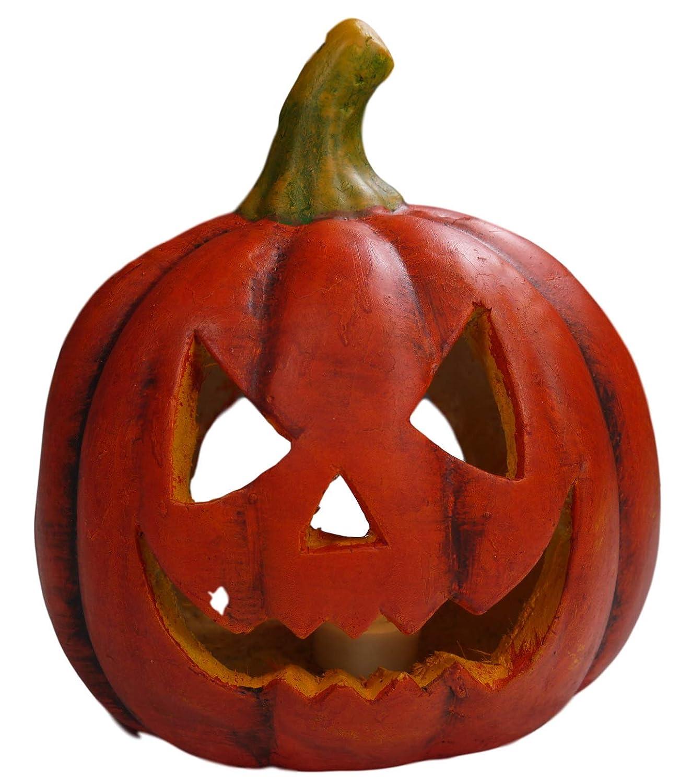 khevga decorazioni Halloween zucca autunno decorazione candela tealight decorazione zucca