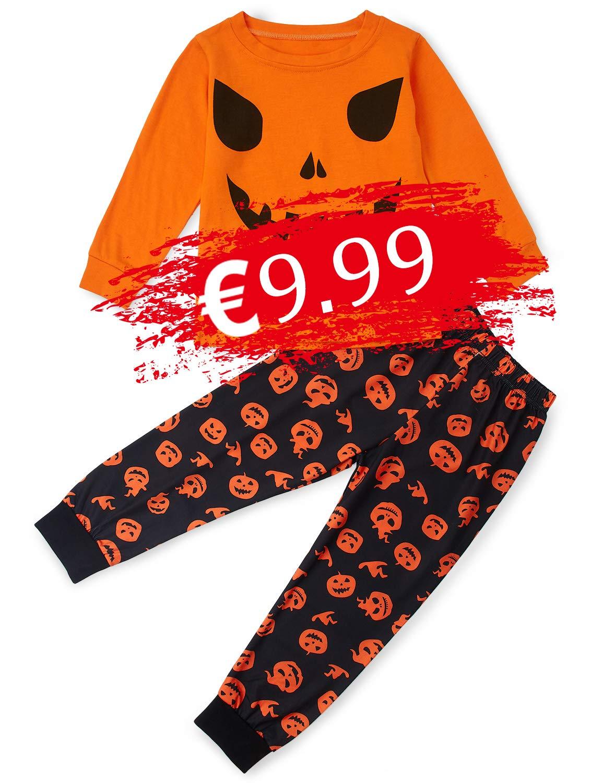 Schlafanzug Jungen Mond Star Kleidung Baumwolle Kleinkind NachtwäSche Giraffe Baumwolle Kinder Langarm Pyjama Set