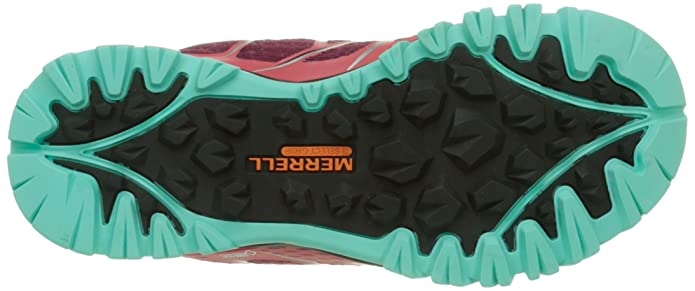 Amazon.com | Merrell Capra Bolt Gore Tex Womens Trail Running Sneakers/Shoes-Red-6.5 | Trail Running