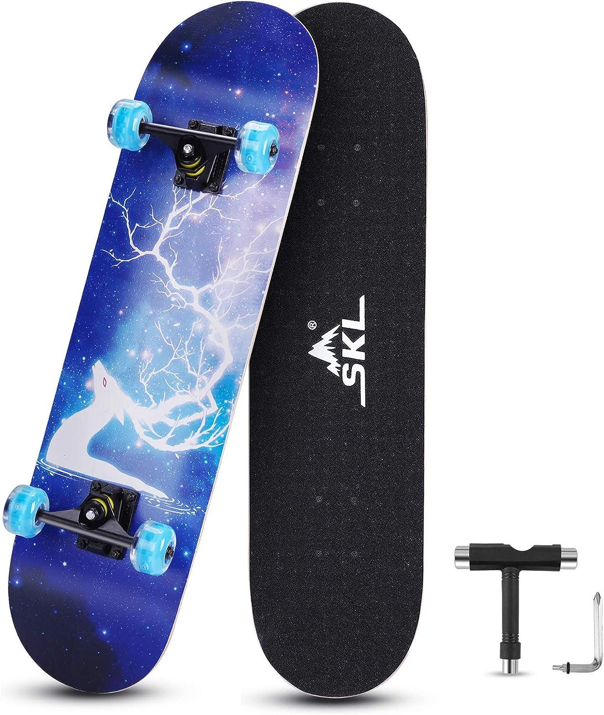 10x Kugellager 608 8x22x7 Inliner Skateboard Longboard mit Polyamid K/äfigHighspeed Hybrid Keramik Speed