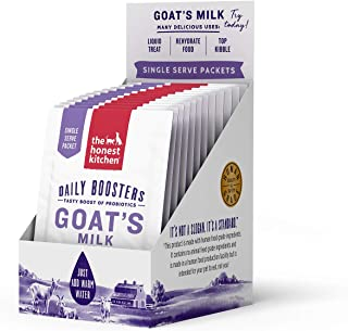 product image for The Honest Kitchen Instant Probioitic Goat's Milk for Cats and Dogs