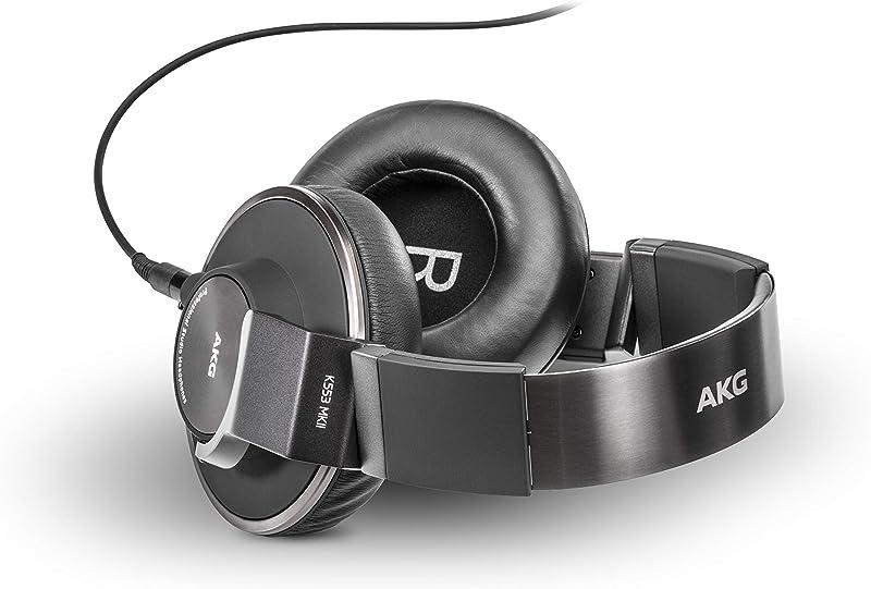 AKG 爱科技 K553 MKII 封闭式录音棚耳机 5折$99 海淘转运到手约¥697