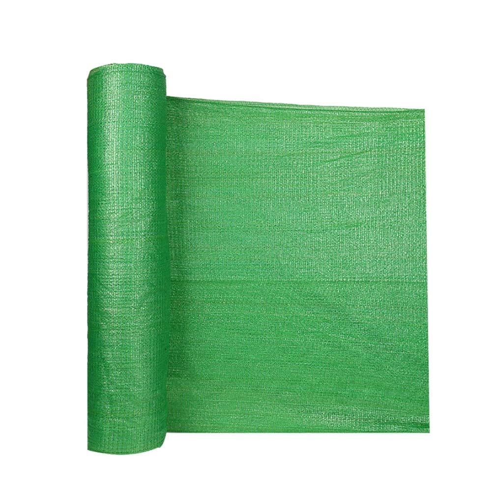 日除け シェード オーニング 日焼け止めシェード布ロール、黒サンシェード生地75%紫外線耐性メッシュネットカバー用ガーデン植物温室納屋 (Size : 5×50m) B07SVNWCWZ  5×50m