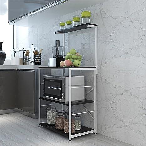 Mobili da cucina Forno a microonde mensola della cucina scaffale ...