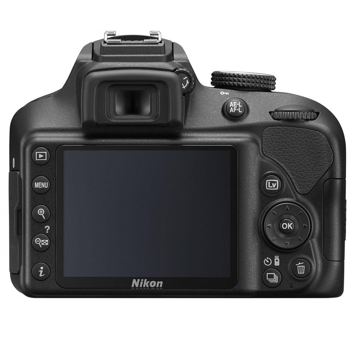 Nikon D3400 18-105 - Cámara digital , 24.2 Mpix Kit: Amazon.es ...