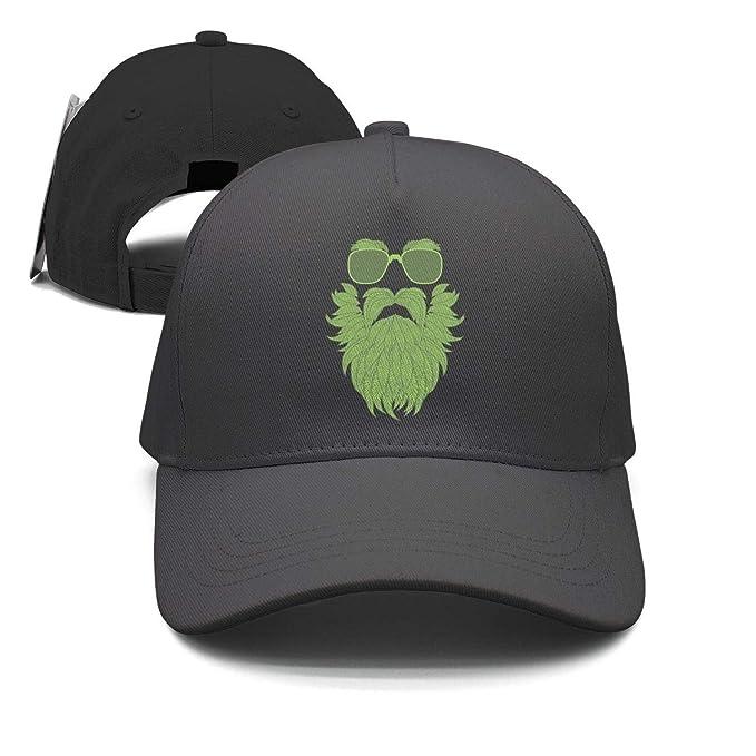 00db456b64f Man Cannabis Smoking Drawing Medical Cannabis Fashion Peak Cap Baseball Caps  Snapback Hats