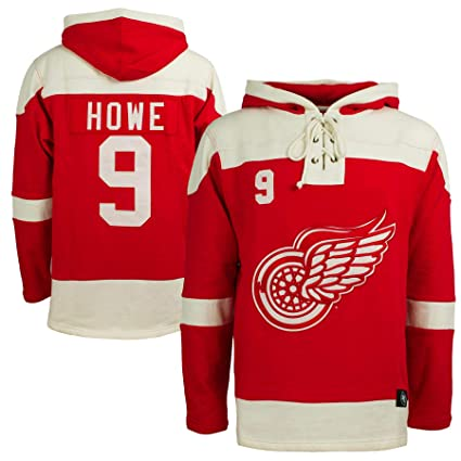 huge selection of 9dd5b c34bf Amazon.com : '47 Detroit Red Wings Gordie Howe NHL Alumni ...
