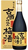 沢の鶴 古酒仕込み梅酒 [ 720ml ]