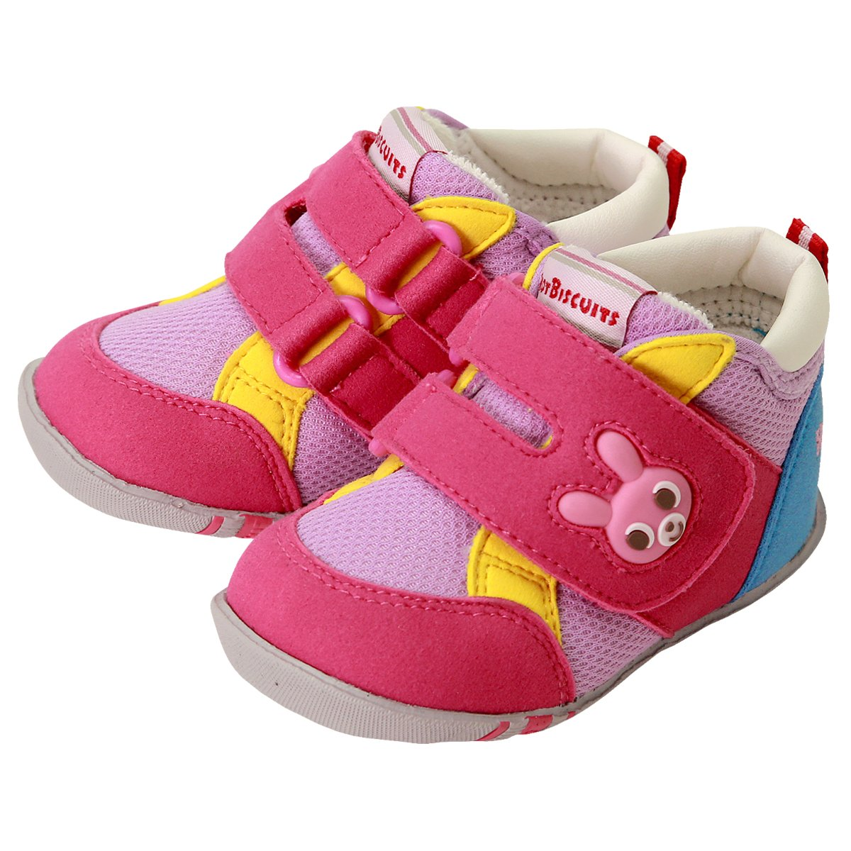 1748f737aaa0c Amazon.com: Mikihouse Hot Biscuits Baby Shoes 71-9301-977 6M(13cm ...