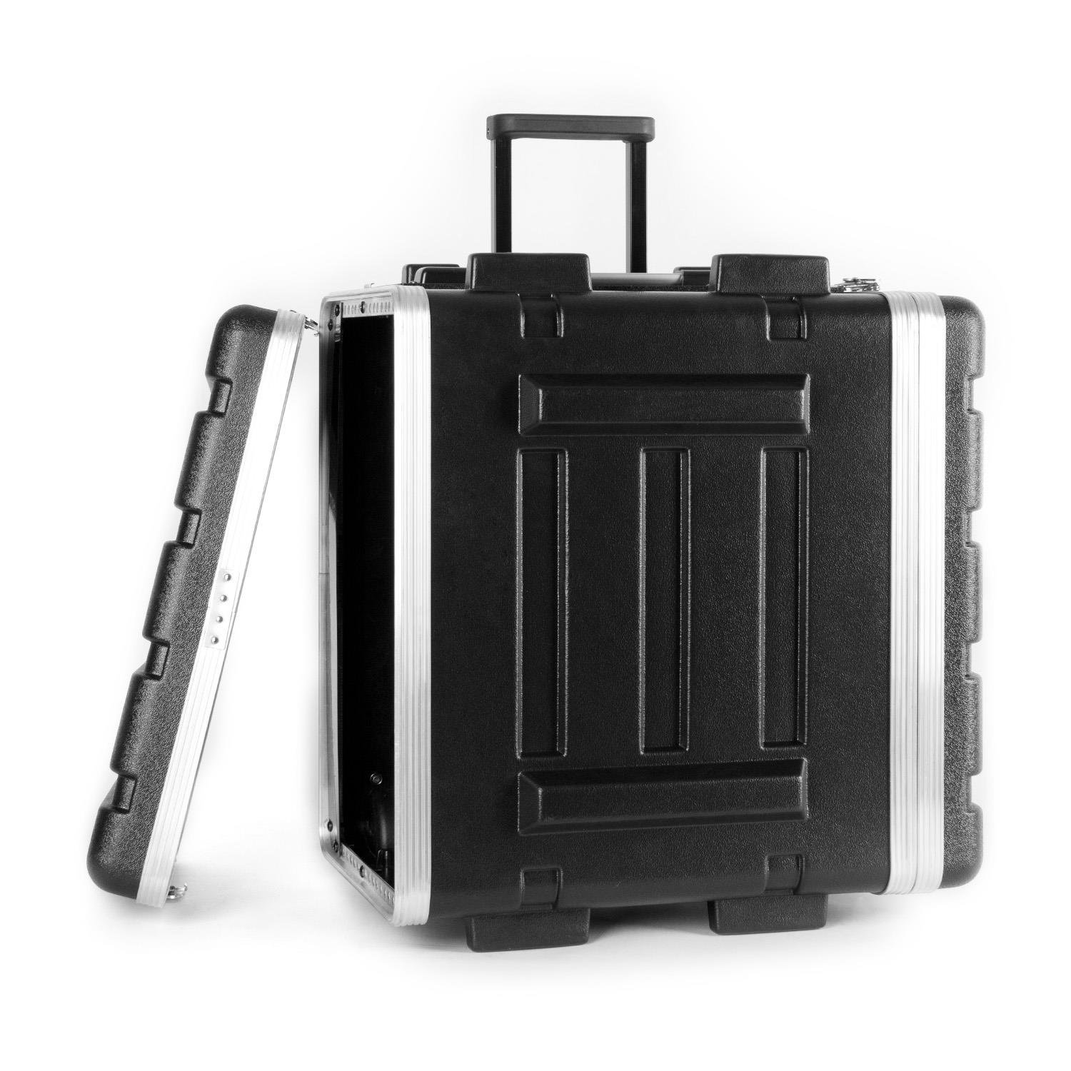 Frontstage ABS valigia trolley Flight case 19 6U