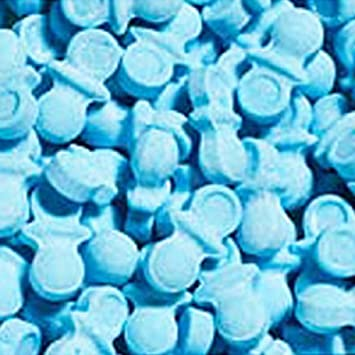 Blue Baby Candy chupetes 15 Onza Bag: Amazon.com: Grocery ...
