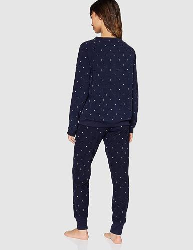 Iris /& Lilly Conjunto de Pijama Mujer