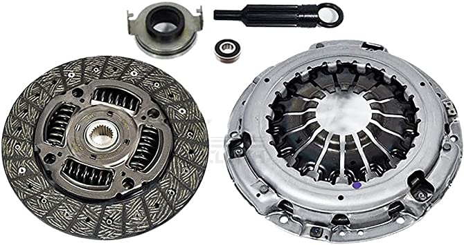 For SUBARU IMPREZA 2.0 TURBO EXEDY 3 PIECE CLUTCH KIT INC BEARING 230mm