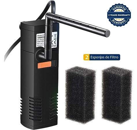 ICA OP200 Optimius 200 - Filtro Interior: Amazon.es: Productos ...