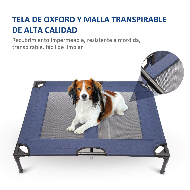 Cama para Mascotas Perros Gatos Plegable Portatil Camping al Aire ...