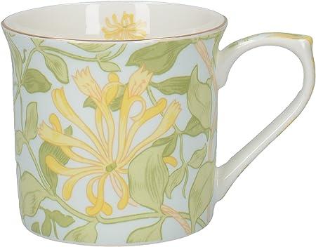Creative Tops - Taza (Porcelana, en Caja de Regalo), diseño de madreselva: Amazon.es: Hogar