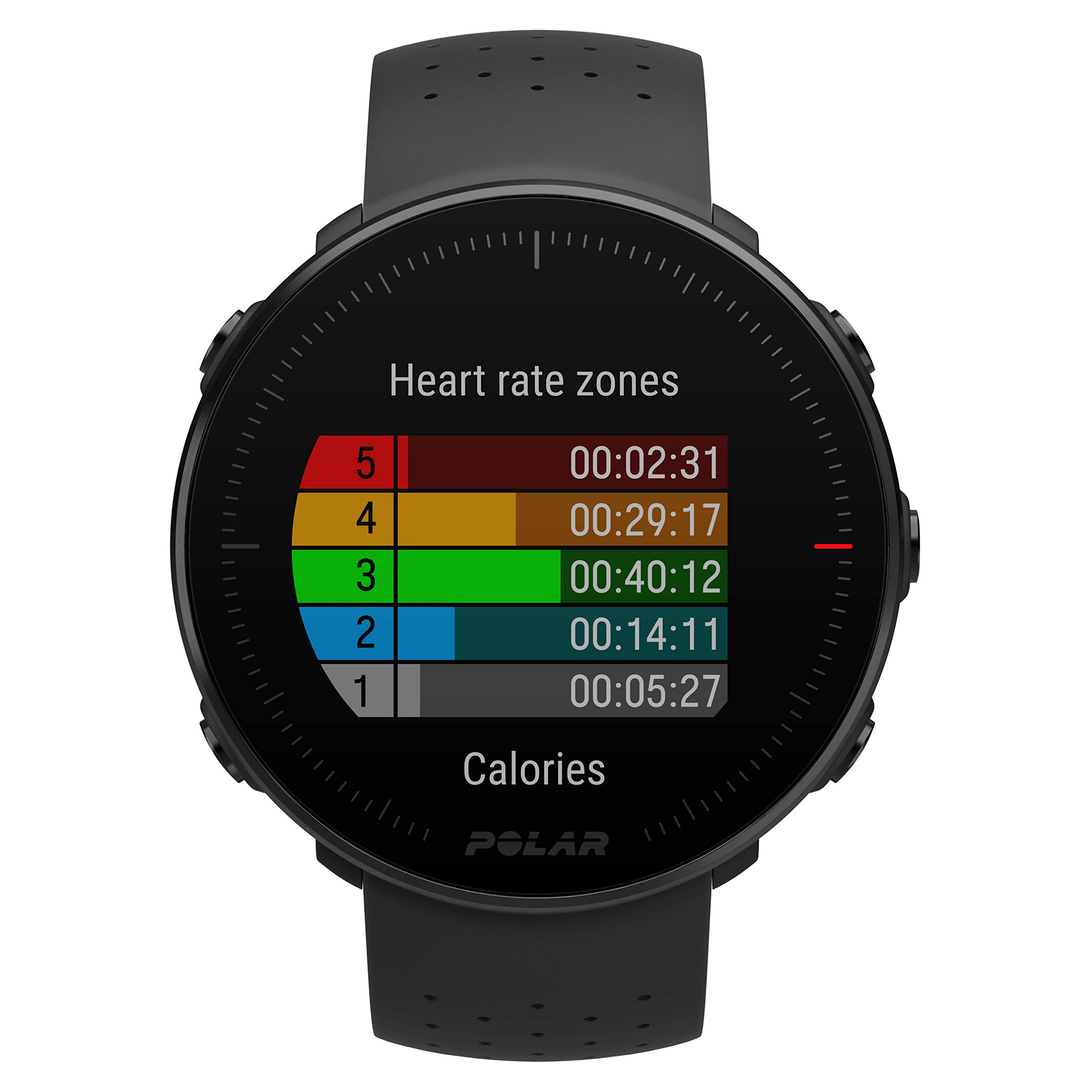 POLAR VANTAGE M –Advanced Running & Multisport Watch with GPS and Wrist-based Heart Rate (Lightweight Design & Latest Technology), Black, M-L by Polar (Image #7)