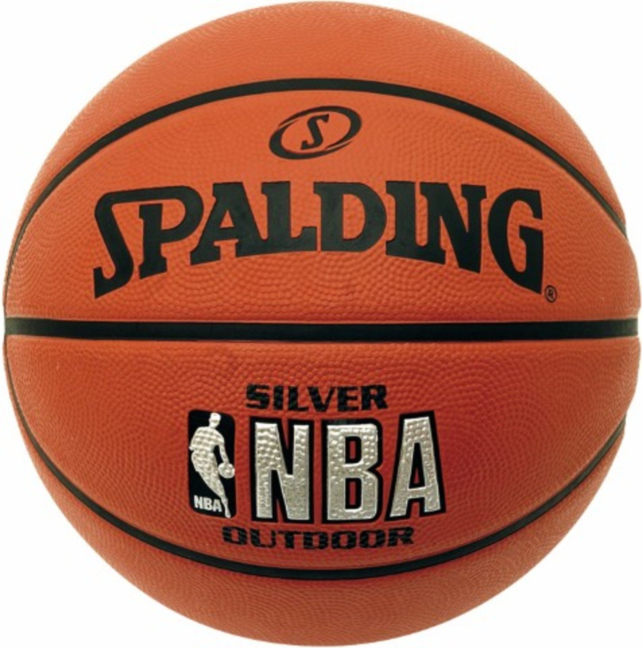 Basket-ball Sports Spalding NBA exté rieur jouer Balle SENIOR pratique Taille officielle 7