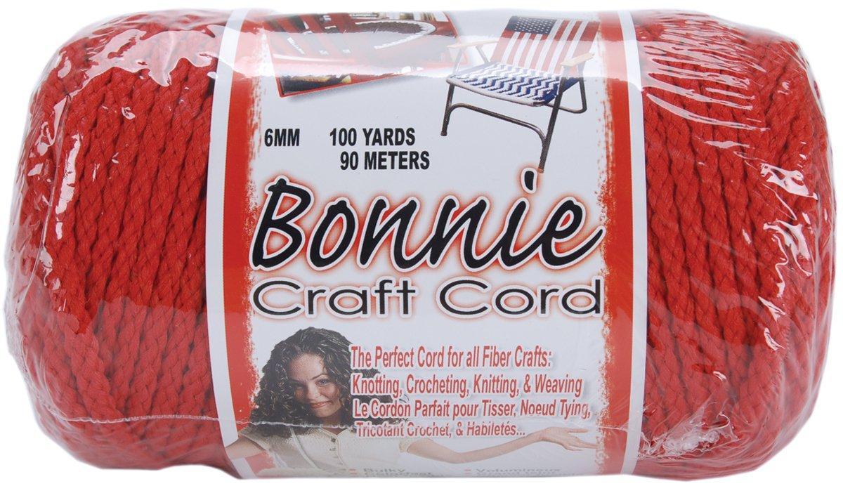 Bonnie craft cord 6mm - Bonnie Craft Cord 6mm 8