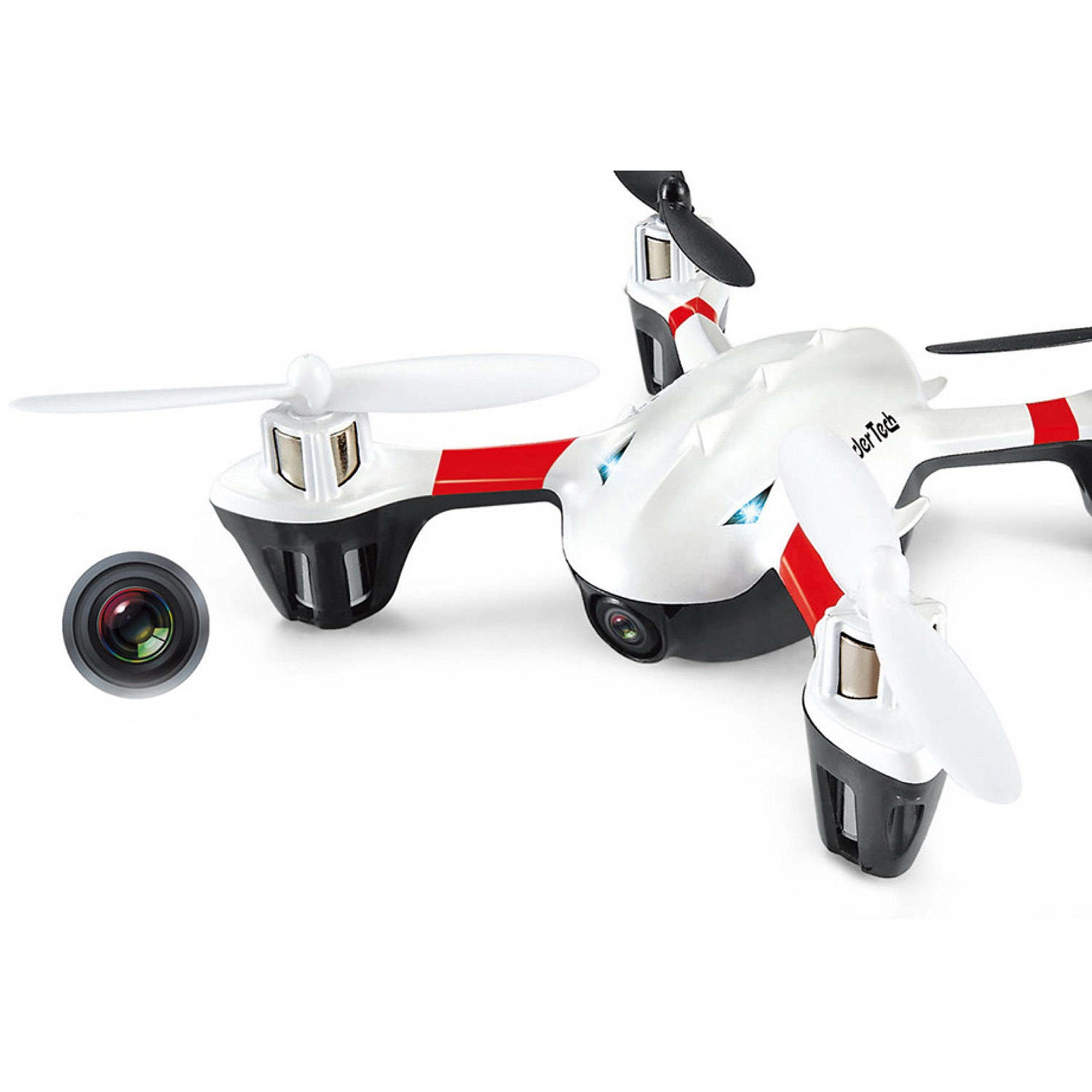 5-Channel 2.4GHz Remote Control 6-Axis Gyro Quadcopter Flying Drone by WonderTech