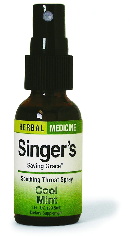 Herbs Etc, Singers Saving Grace Cool Mint