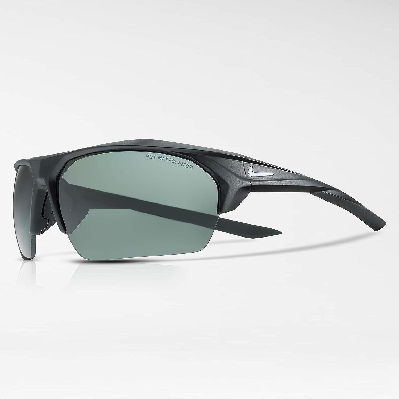 626f33ddf263 Amazon.com: Nike Men's Terminus P Polarized Rectangular Sunglasses ...