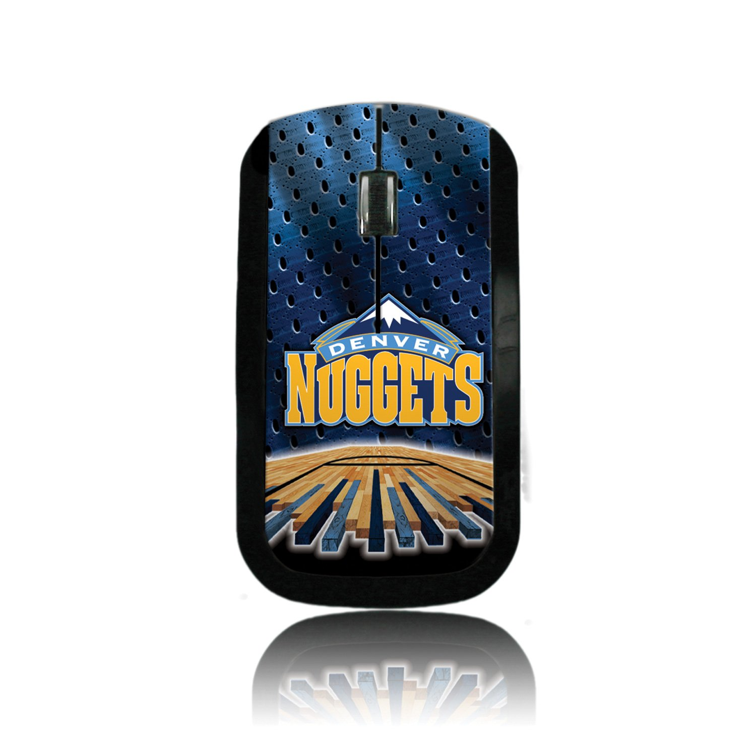 NBA Denver Nuggets Wireless USB Mouse