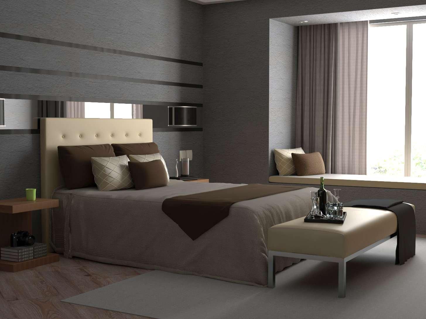 LA WEB DEL COLCHON Cabecero de cama tapizado acolchado Macedonia (Cama 150) 160 x 70 cms. Polipiel color Beige. Incluye herrajes para colgar con regulador ...