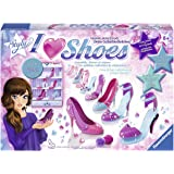 Ravensburger 18535 - DIY So Styly - I Love Shoes