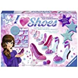 Ravensburger 18535 - So Styly I Love Shoes Scarpe da Decorare