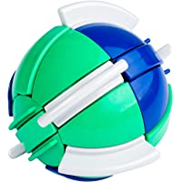 Buzzle Ball - Brain Teaser Twisty Puzzle Ball for Ages 8+ Made in The USA