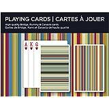 Piatnik Bridge Stripes Playing Cards Double Deck