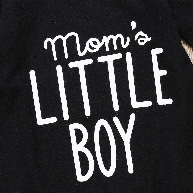 Evan Fordd Newborn Toddler Infant Baby Boys Romper Long Sleeve Jumpsuit