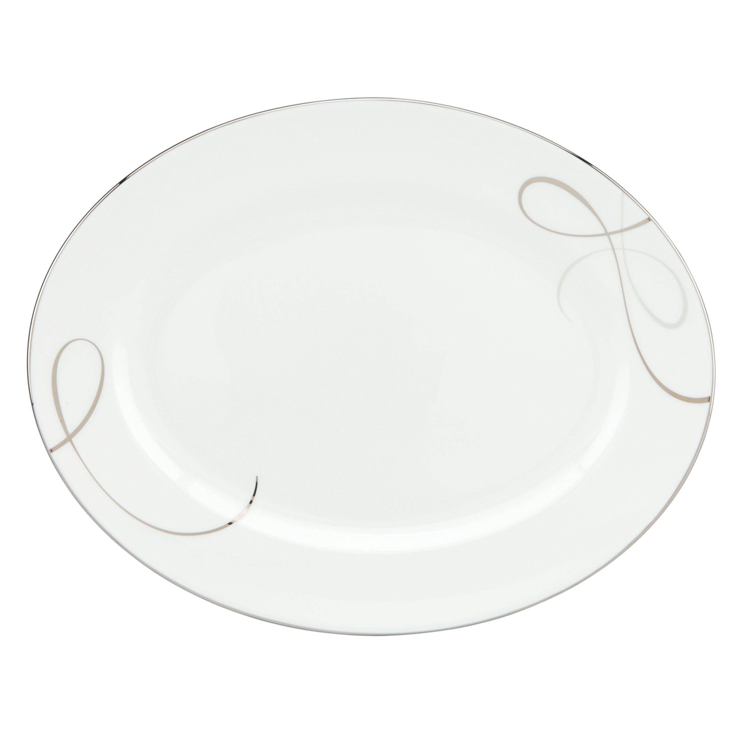 Lenox Adorn Oval Platter by Lenox