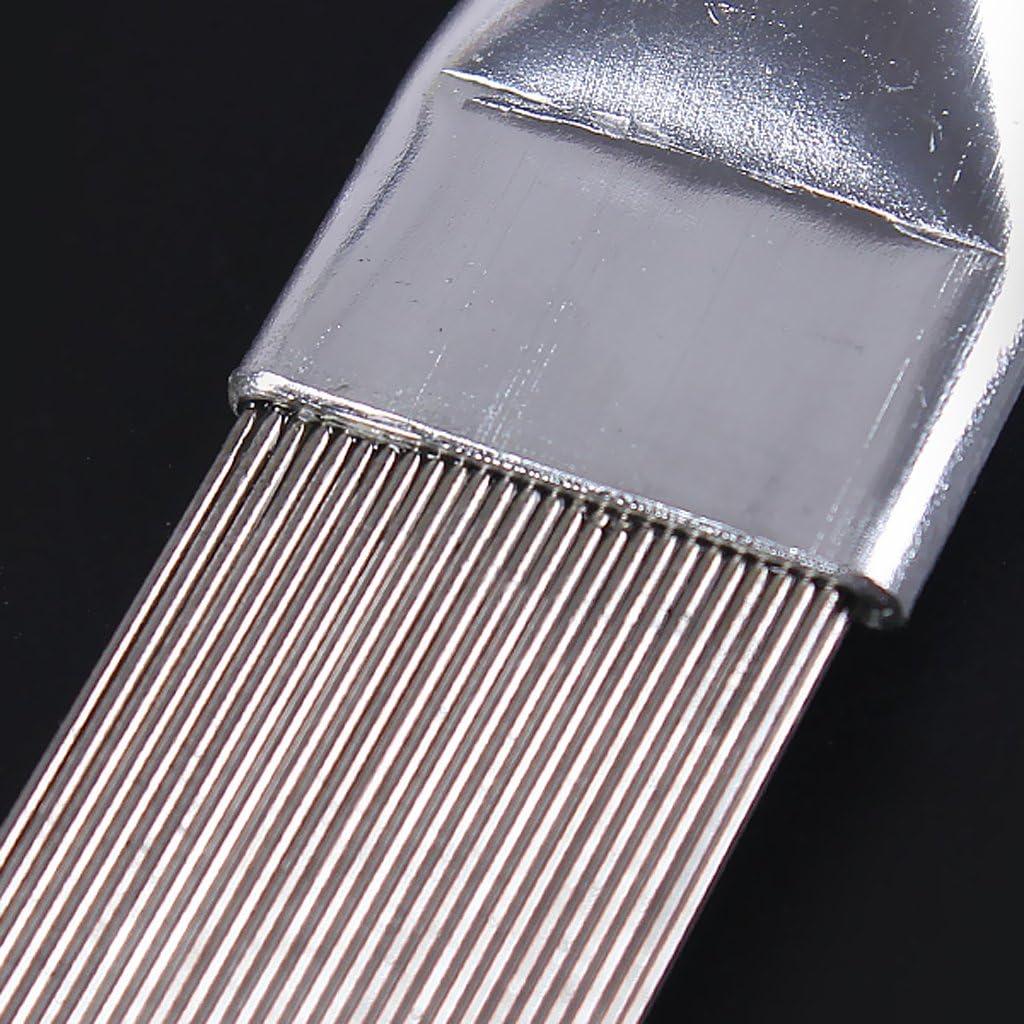 Aolex Lot de 5 disques de polissage pour perceuse /à percer en aluminium et acier inoxydable Chrom/é