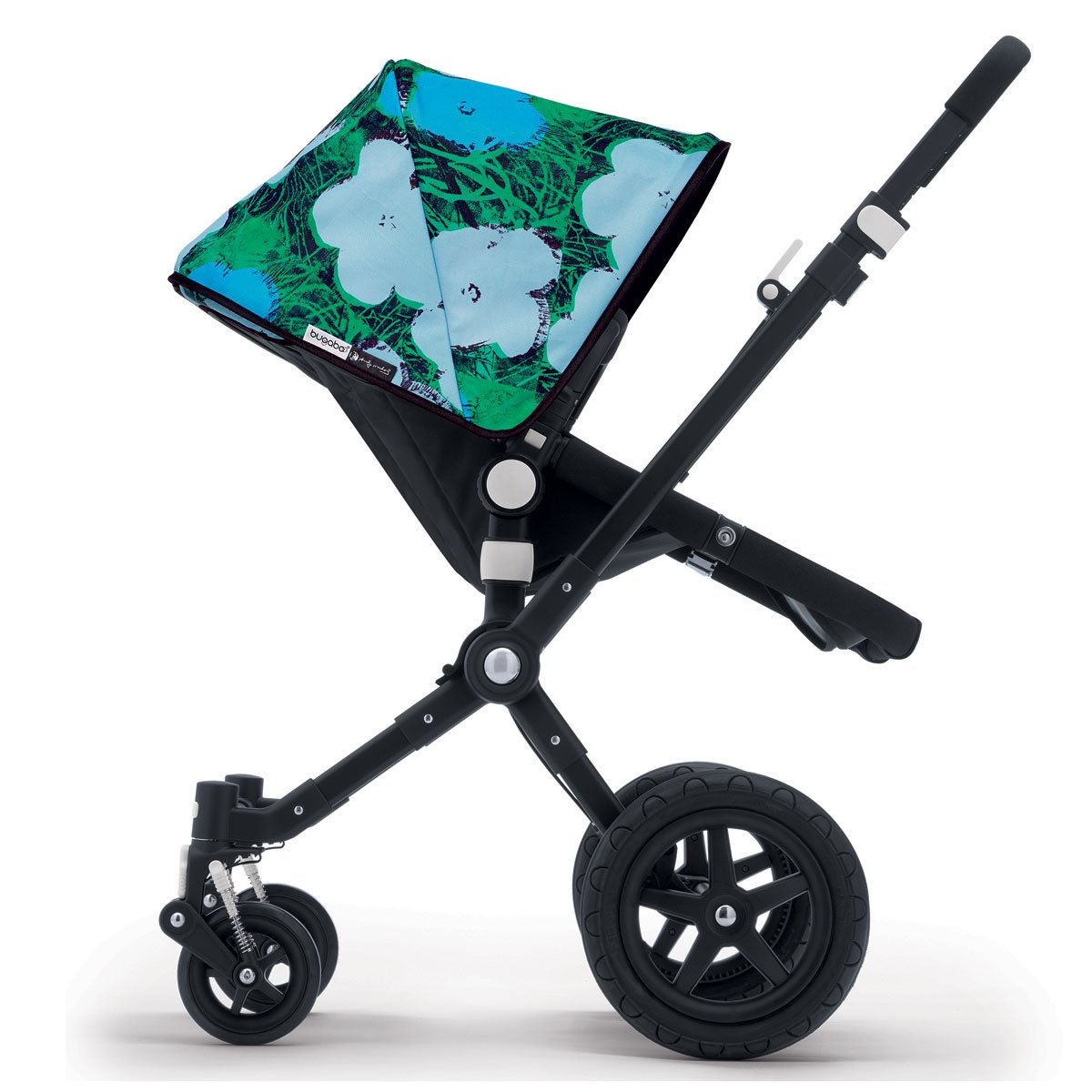 Amazon.com: Bugaboo Cameleon 3 (Andy Warhol Special Edition ...