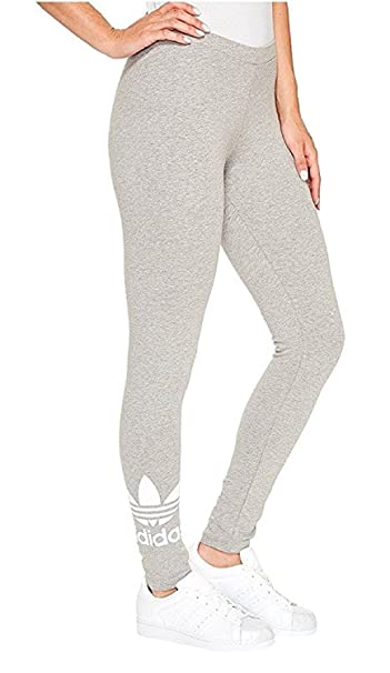 db77051ef1f85 Amazon.com: adidas Womens Trefoil Yoga Running Athletic Leggings ...