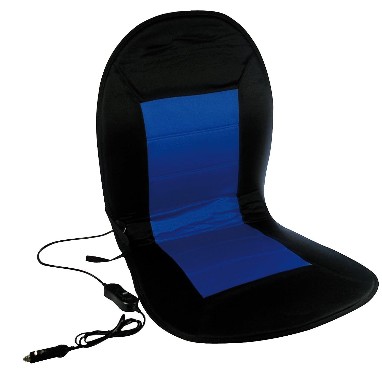 Kaufmann AZ-WAA-865 Beheizbare Sitzauflage Blau Schwarz