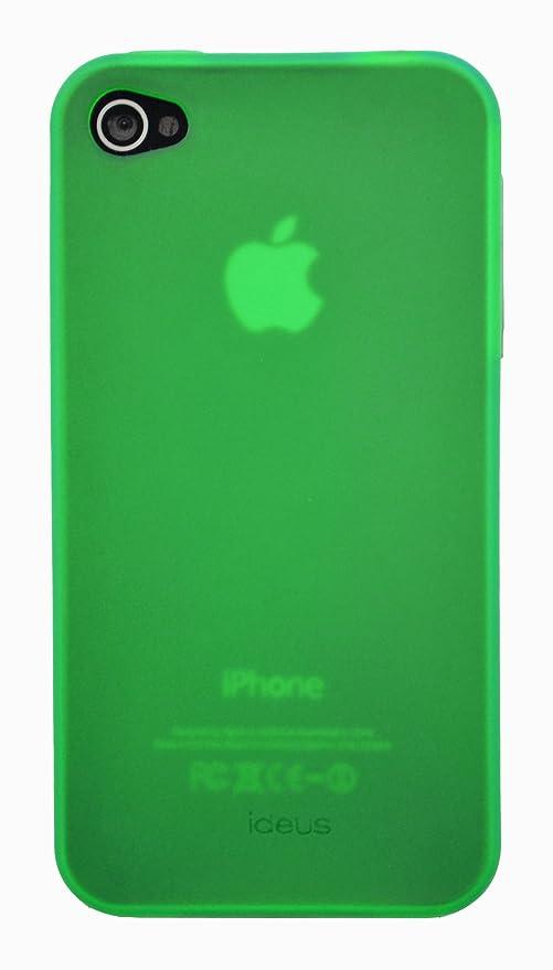 Ideus COIP4STPUSKGR - Carcasa para Apple iPhone 4 y iPhone ...