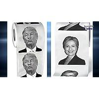 Las Ventas del Papel Higiénico con Cara de Trump le ganan al de Hillary!