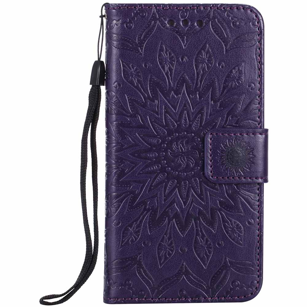 iPhone 7 Case, Dfly Premium Soft PU Leather Embossed: Amazon.co.uk:  Electronics