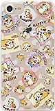 グランサンク プチラスカル ダイエット iPhone7 ハードケース 【B.チラシ柄】 mrs-10-mono12