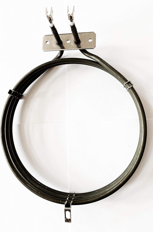 Smeg 806890656 - Resistencia circular para horno (2700 W): Amazon.es: Hogar