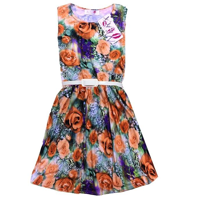 NEW ropa de descanso para niñas para niños de jardín de rosas BELTED e instrucciones para