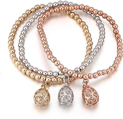 Premier Designs Plaqué Argent Tennis Bracelet Stretch Bracelet Pour Femmes