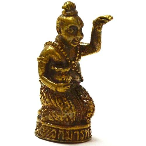 Amazon.com: Tailandia Buda joyería moda Magia los Amuletos ...
