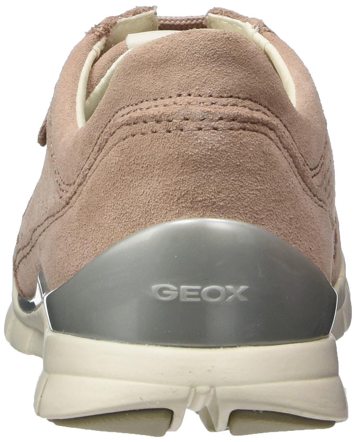 Geox Women/'s D Sukie F Trainers