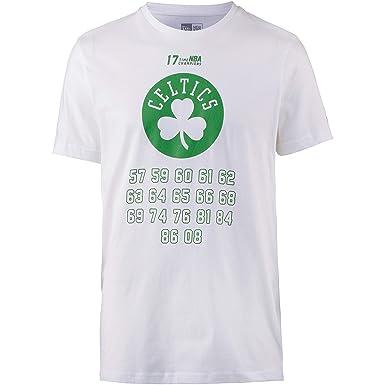 New Era NBA Team Champion Tshirt  Amazon.co.uk  Clothing 9f9ff98505b7